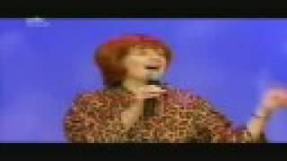 Victoria Wood The Albert Hall Parody of Jane McDonald 3/3