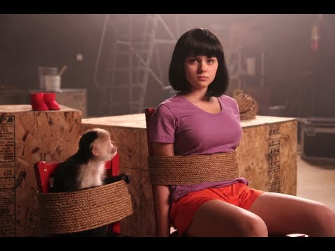 Dora The Explorer Movie Trailer With Ariel Winter