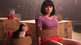 Dora the Explorer Movie Trailer (with Ariel Winter)