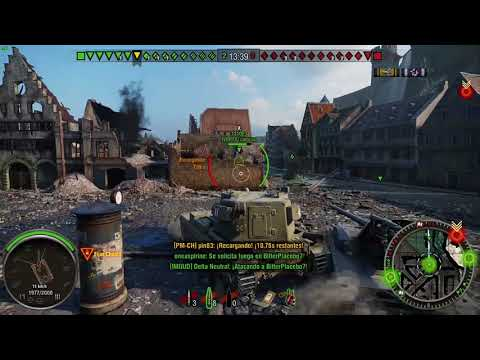 FV215B-183 Parte 7 World of Tanks Console Xbox One