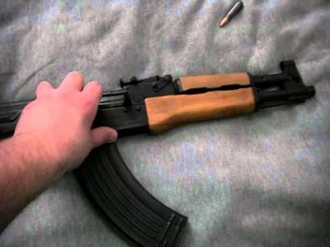 Romanian Draco AK-47 Pistol century arms review pt.1