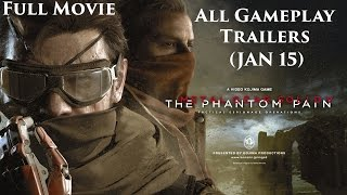 Геймплей Metal Gear Solid 5: The Phantom Pain