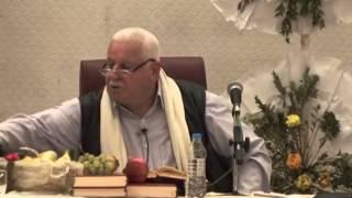 Şanlıurfa Kainat ve İnsan Konulu Konferans Bölüm 1
