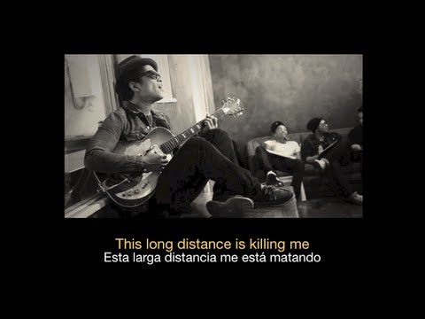 Bruno mars long distance hd sub espa ol ingles youtube for Cancion jardin de rosas en ingles