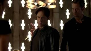 True Blood 5x07 - Salome released Russell