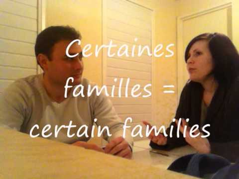 Learn to speak French - conversation en français (intermediate)