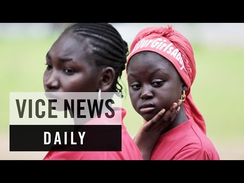 VICE News Daily: Nigerians Mark 500 Days Since Schoolgirls Abducted
