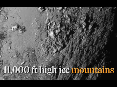 Nasa's New Horizons Pluto pictures: What we've learned