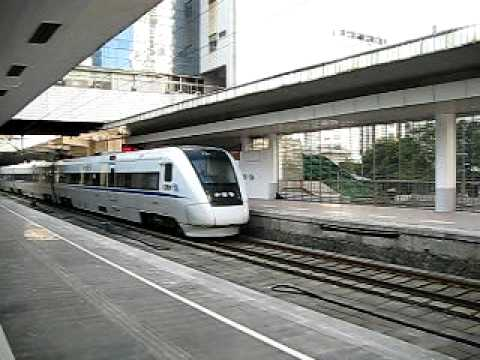 CRH1A, China High Speed train 中國高速列車