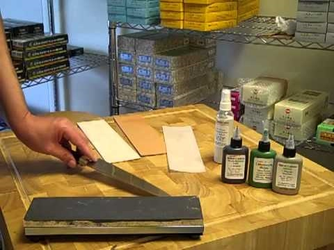 Knife Sharpening For Noobies #12: Strop Till You Drop
