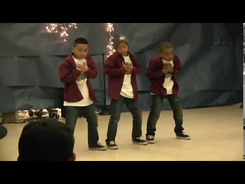 The Art of Teknique Performing @ LBHS Talent Show 2011