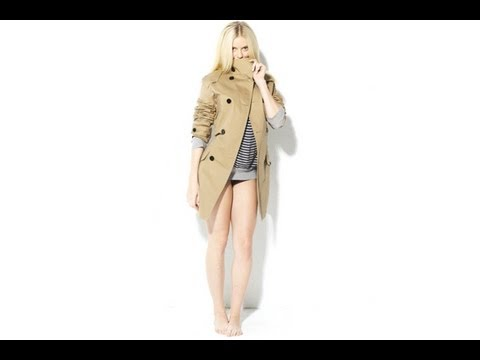Undress to Impress: The Trench