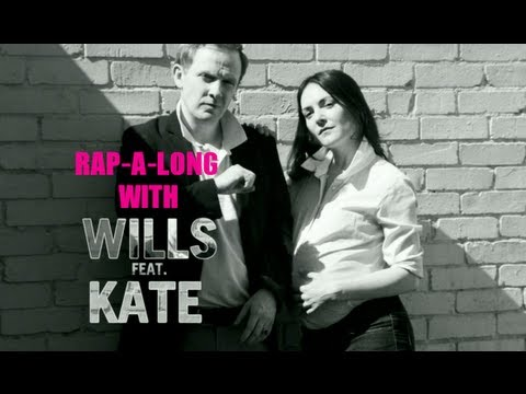 Wills And Kate - Hip Hop Baby Rap Subtitled Song Version video