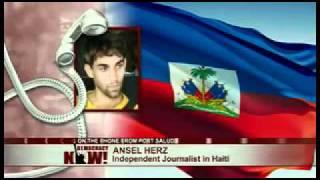 Video of U.N. Peacekeepers' Sexual Assault of Haitian