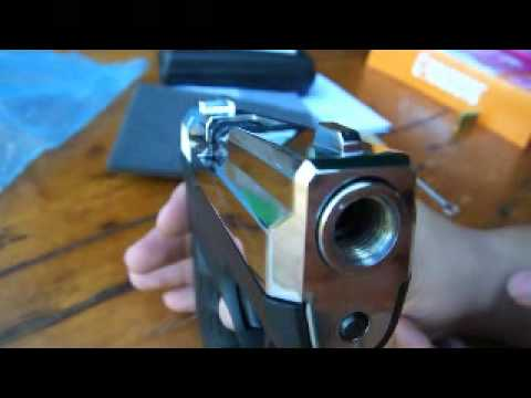 Zoraki M906 Blank Gun Review in Thai language ipod