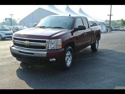 2009 Chevrolet Silverado 1500 1LT Start Up and Full Tour