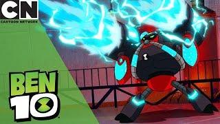 Ben 10   Overflows Ultimate Upgrade   Cartoon Network