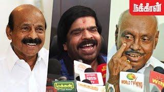 ஓபிஎஸ் அணியை கலாய்க்கும் டி.ஆர் ! T. Rajendar Comments Against O. Panneerselvam Supporters