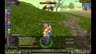 Knight Online Atlantis Andream  WinnerMattharassii PatriotS CLAN SpeciaL 1vs2 Movie