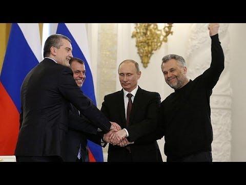 Crimea:Putin sfodera vecchia retorica nazionalista