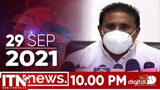 ITN News 2021-09-29 | 10.00 PM