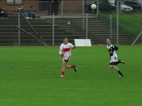 Ryan Devlin goal v Eglish (Tyrone U-14 Championship Final 2007) Video