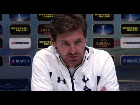 AVB on Parker, Adebayor and Xmas parties Dec 5