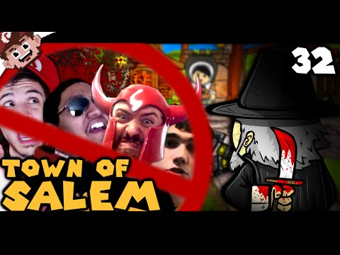 The Fail Highlight Episode: ZePeePee and Kim Jung Un-Dong (The Derp Crew: Town of Salem - Part 32)