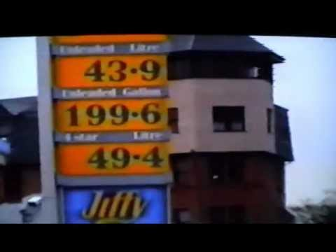 1991 Petrol Prices London Road Kilmarnock