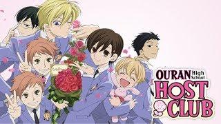 Anime Ouran High School Host Club Indo Ep. 11