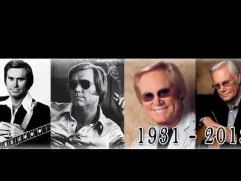 Vince Gill  Go Rest High On That Mountain (George Jones Tribute)