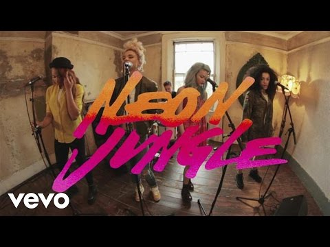 Neon Jungle - Hideaway