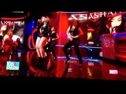 Ashanti performs on 106 klip izle