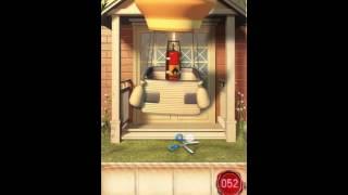 18 уровень игры 100 дверей
