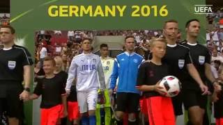 Highlights -  Europeo Under 19 Germania-Italia 0-1