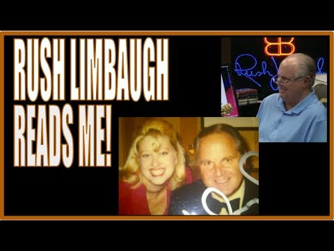 RUSH LIMBAUGH READS MEGAN FOX'S ARTICLE ON THE NEW GAY EPIDEMIC