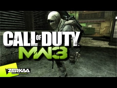 HOW LONG CAN WE SURVIVE? | Call of Duty: MW3 (Infected)
