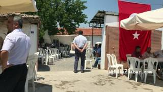 Akhisar Beyoba Mahallesindeki babaevinde şehit Fevzi Kıral bekleniyor