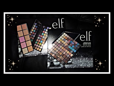 Points Haul : New Holiday Elf Spotlight & Endless Eyes Palette