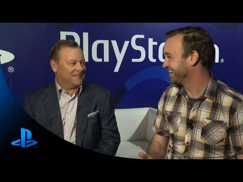 PlayStation E3 2013 Day 3 Live Coverage - Interview with Jack Tretton