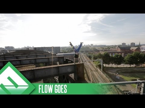 UK Tour - Manchester | Flow Goes (ep.21)