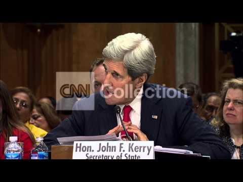 KERRY- BENGHAZI- KEEP HEARING 'NO ACCOUNTABILITY '