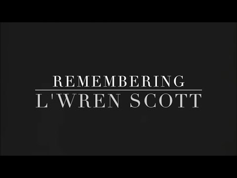 Remembering L'Wren Scott //  March 17, 2016