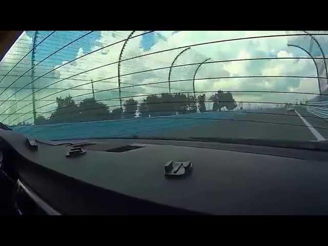BimmerWorld Racing Seth Thomas BMW E90 328i Watkins Glen Practice