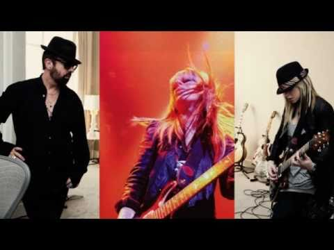 How Does That Feel (a New Song composed with Dave Stewart) - Orianthi live