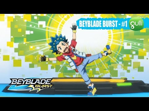 Beyblade Burst - Vas-y Valtrek ! Episode 1 en exclu sur ta chaîne YouTube Gulli ! thumbnail