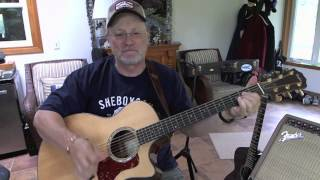 1268 -  Trashy Women -  Confederate Railroad cover with guitar chords and lyrics