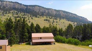 Bighorn Mountains Cabin For Sale - Hazelton Road