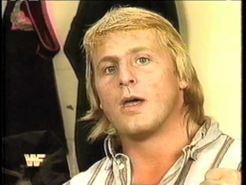 Owen Hart Funeral Vince Owen hart backstage interview