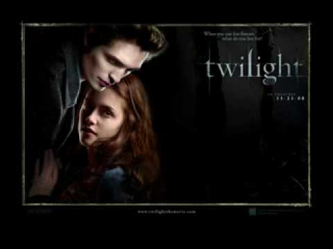 Twilight Saga  Edward's Song Piano   Soundtrack video